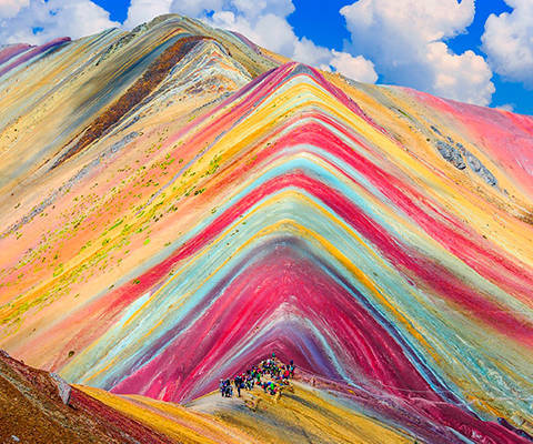 Mountain of Colors – Vinicunca